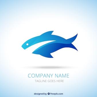 Logotipo de los pescados azules