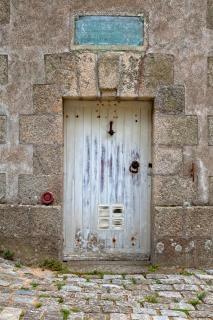 Lorient torre puerta de entrada hdr