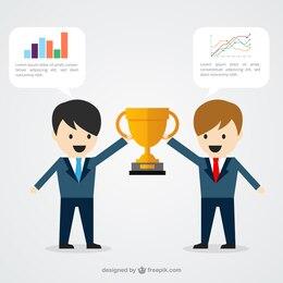 Los empresarios de éxito