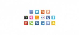 Los iconos sociales