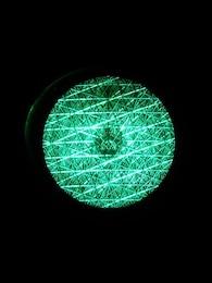 luces luz de la señal de tráfico