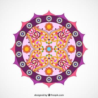 Mandala abstracta