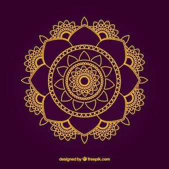 Mandala de diseño