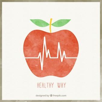 Manera saludable