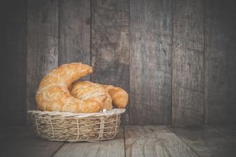 Mantequilla de comida de la tabla de oro servilleta
