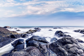 Mar, arrecife