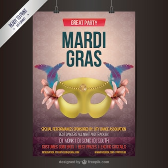 Fiesta de Mardi gras