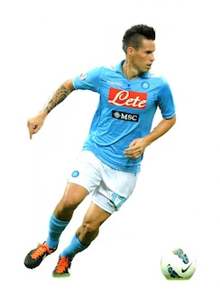 Marek Hamsik Napoli Serie A