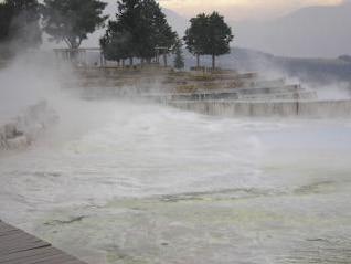 mares tormentosos