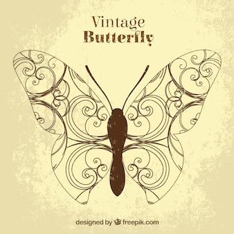 Mariposa vintage
