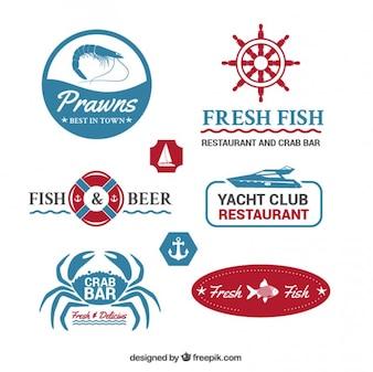 Mariscos restaurante insignias