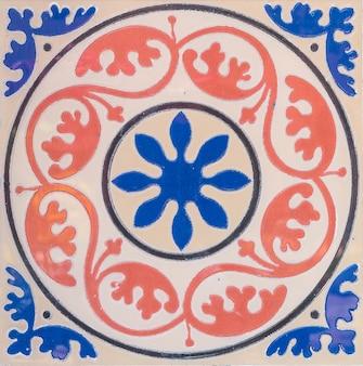 Marruecos azulejos de fondo
