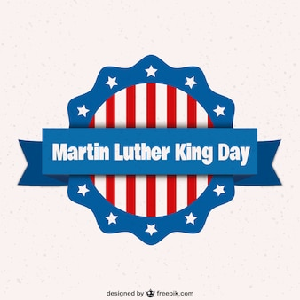Martin Luther King insignia