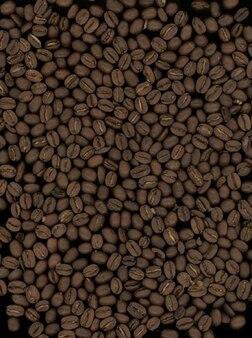 Material de foto granos de café de calidad