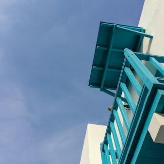Medidas de las ventanas exteriores de turismo de vacaciones