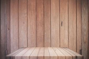 Mesa con fondo
