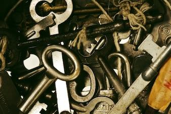 Mezcla de claves