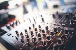 Mezclador de la música