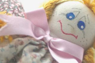 moda muñeca hecha a mano