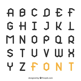 Tipografía Moderna