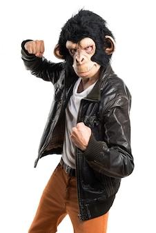 Mono, dar, golpe