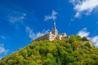 mont saint michel normandía