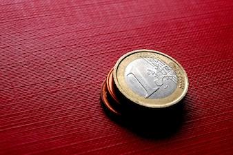 Montaña de monedas