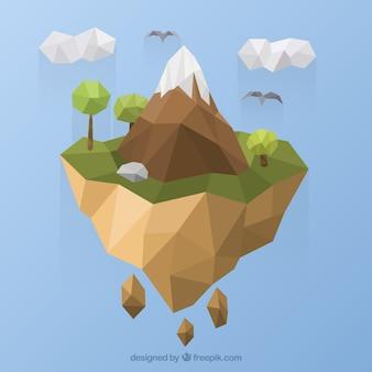 Montaña Poligonal