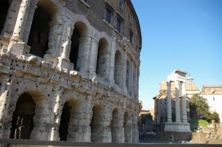 Monumento de Italia Roma, ciudad