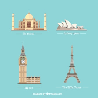 Monumentos Internacionales