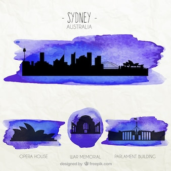 Monumentos Sidney