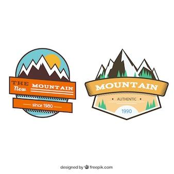 Insignias Montaña
