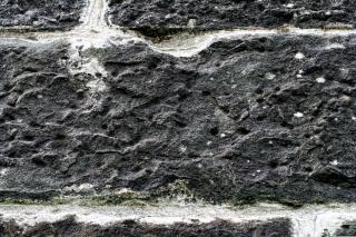 Muro de piedra textura fotografía