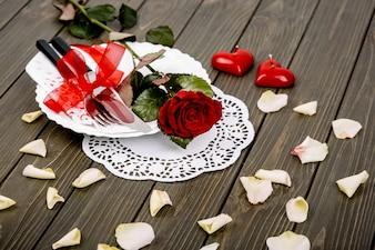 Nadie corazón amor mancha presente