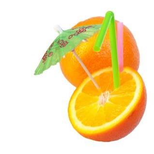 naranja cóctel