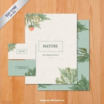 Naturaleza branding