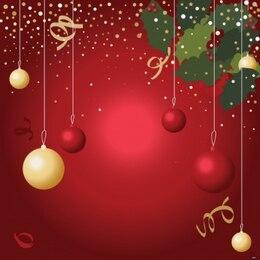 Navidad ornamento de fondo