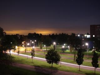 Noche artificial