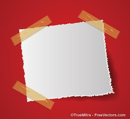 Nota de papel pegajoso