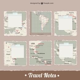 Notas de viaje