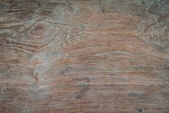 Nudo en una tabla de madera de cerca