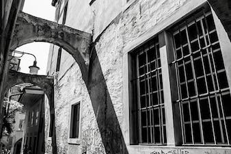 Old Street y desprendimiento fachadas