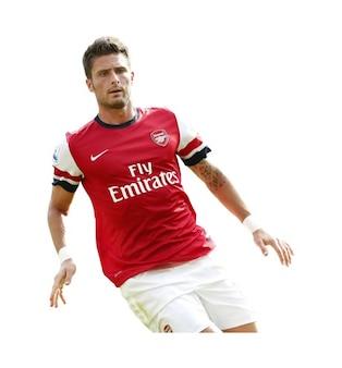 Oliver Giroud Arsenal Premier League
