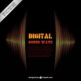 Onda de sonido digital