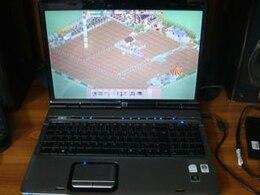 ordenador portátil, lcd
