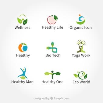 Logotipos orgánicos