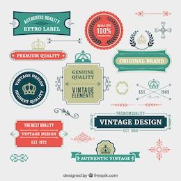 Ornamentos vintage