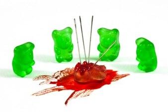 oso gomoso los delitos de odio