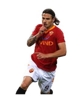 Pablo osvaldo AS Roma Serie A