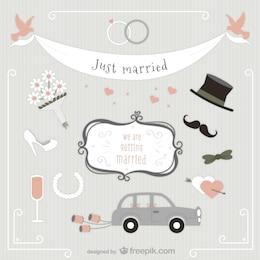 Pack de recién casados